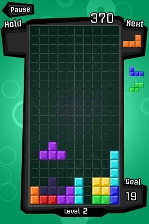 EA Tetris Gameplay