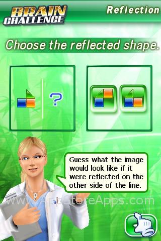 Brain Challenge Reflection