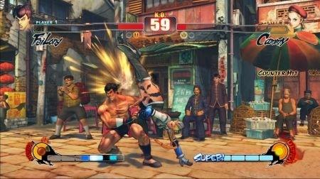 Street Fighter 4 Fei Long