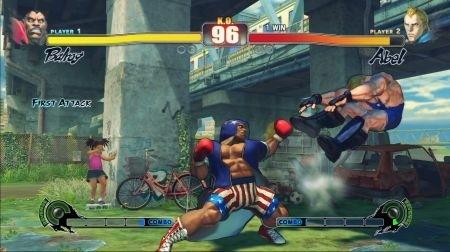 Street Fighter 4 Balrog