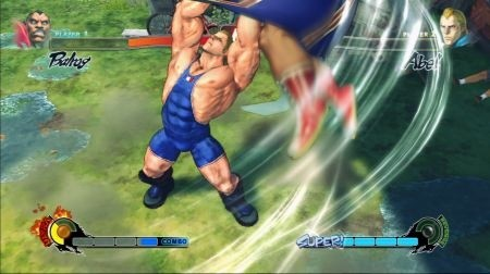 Street Fighter 4 Abel