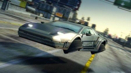 Burnout Paradise Legendary Cars