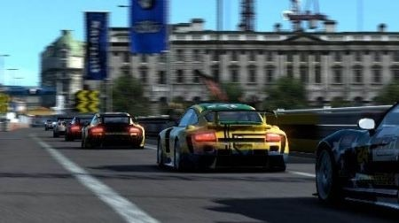 Need for Speed: Shift blur