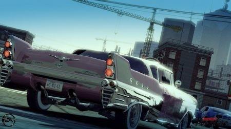 Burnout Paradise Cadillac