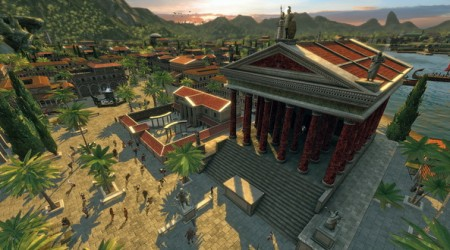 Imperium Civitas III Tempio di Marte