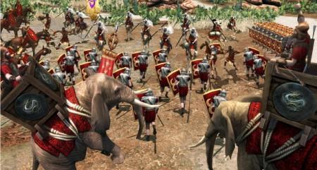 Imperium Civitas III Combattimento