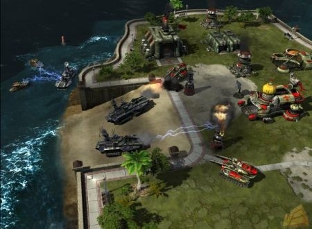 Command & Conquer: Red Alert 3 – Recensione