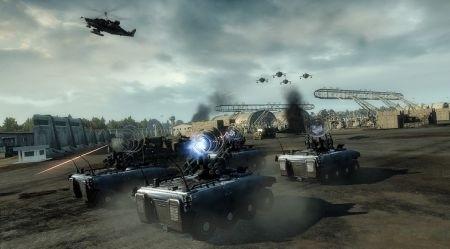 Tom Clancy's EndWare: Trasporto