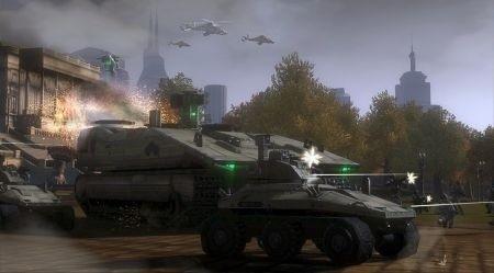 Tom Clancy's EndWare: Carro armato