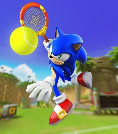 Sega SuperStars tennis