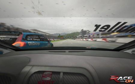 Race On: Interno