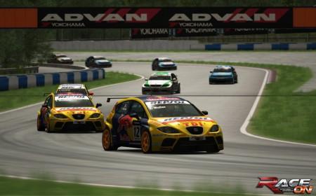 Race On: Gara