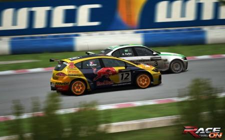 Race On: Auto