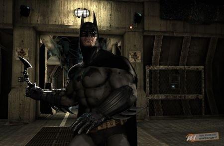 batman arkham asylum hero
