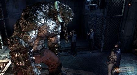 batman arkham asylum enemy
