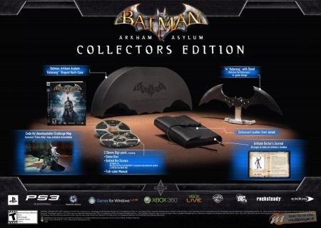 batman arkham asylum per playstation 3