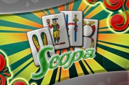 scopa menu