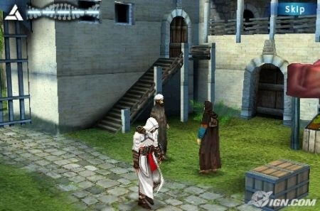 Assassin's Creed iPhone Altair