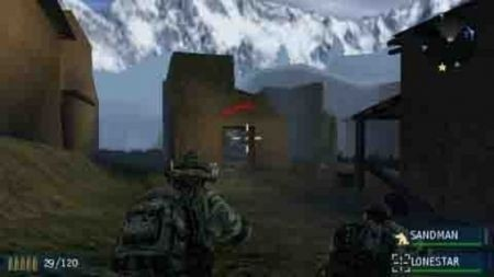 Socom Fireteam Bravo 2: Montagne