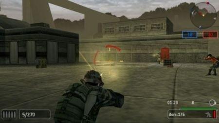 Socom Fireteam Bravo 2: Fuoco