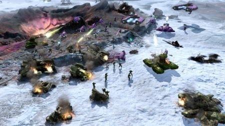 Halo Wars Neve