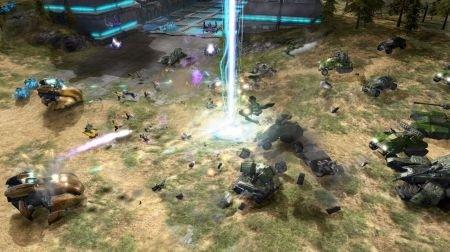 Halo Wars Battles