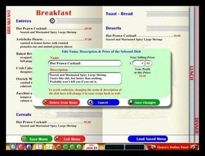 Restaurant Empire: Breakfast