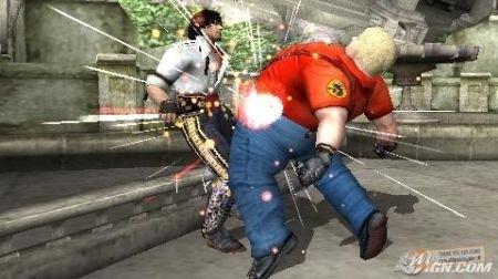 Tekken 6: scontro