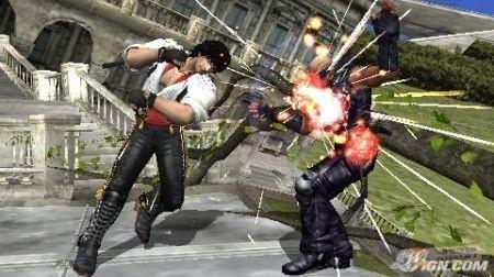 Tekken 6: azione