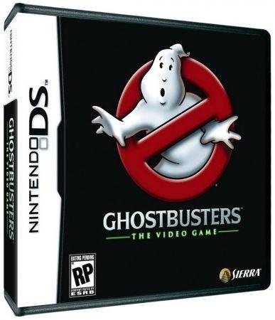 Ghostbusters – immagini della versione per Nintendo DS