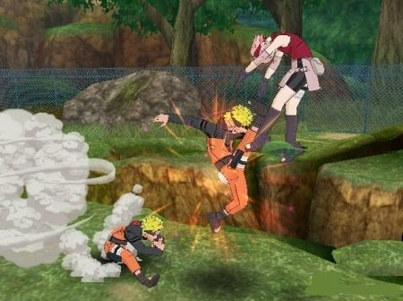 Naruto Shippuden: Clash of Ninja Revolution 3 &#8211; Immagini