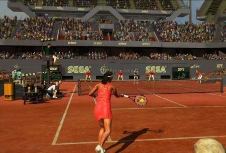 Virtua Tennis 2009: lancio