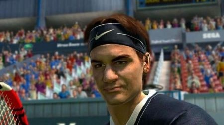 Virtua Tennis 2009: giocatore