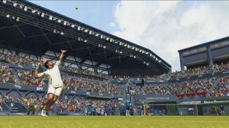 Virtua Tennis 2009: battuta