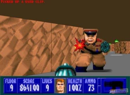 Wolfenstein 3D gioco