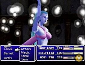 Final Fantasy 7 personaggi