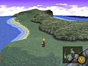 Final Fantasy 7 ambiente