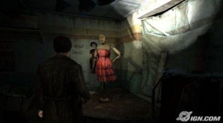 Silent Hill: Shattered Memories - Ambiente
