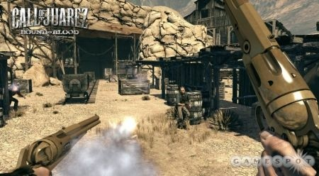 Call of Juarez: Blood in bound