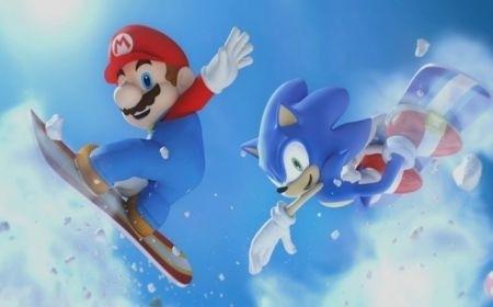 Mario e Sonic ai Giochi Olimpici Invernali