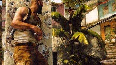 Max Payne 3 immagini