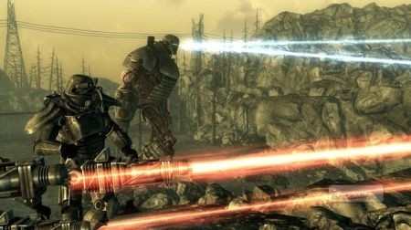 Fallout 3: Broken Steel - raggi