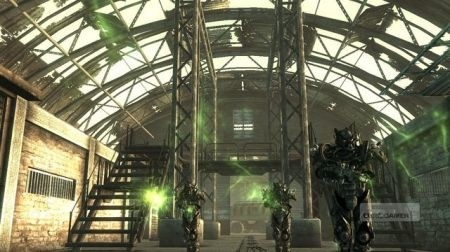 Fallout 3: Broken Steel - edificio