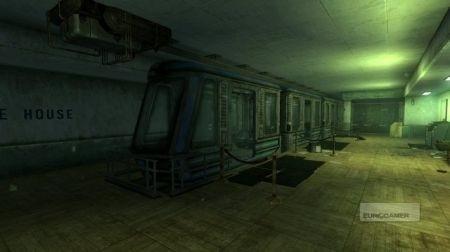 Fallout 3: Broken Steel - ambiente
