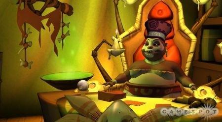 Monkey Island voodoo
