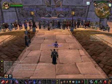 World of Warcraft: soldati