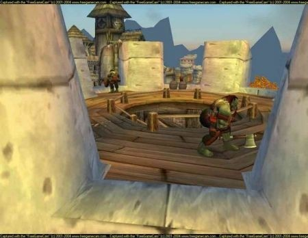 World of Warcraft: legno