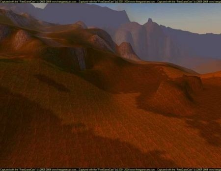 World of Warcraft: colline