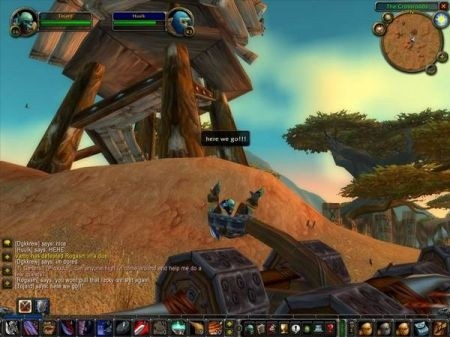 World of Warcraft: azione
