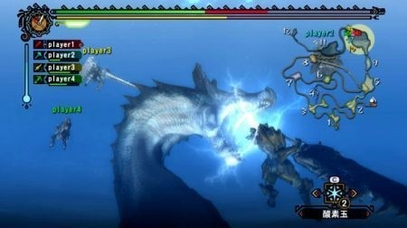 Monster Hunter 3 nuove